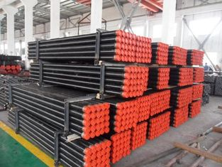 Geological Exploring Steel Drill Rod , Hardened Steel Rod  BQ NQ HQ PQ Size