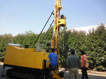 Hydraulic Exploration Core Sample Drill Rig Geological Exploration Long Feeding